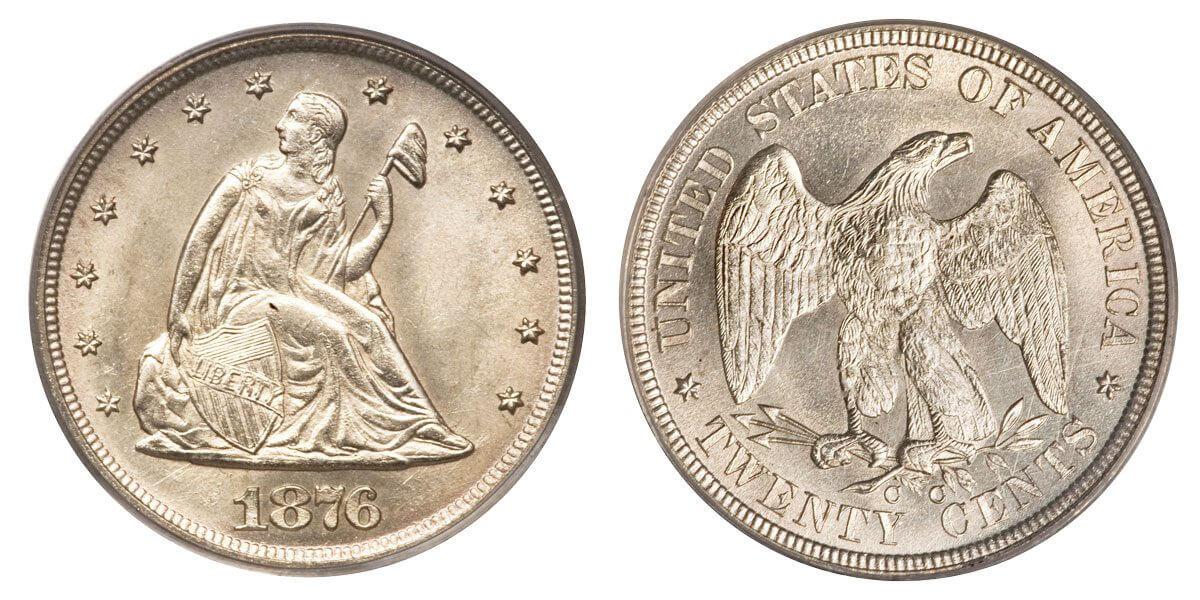 Twenty-cent Coin