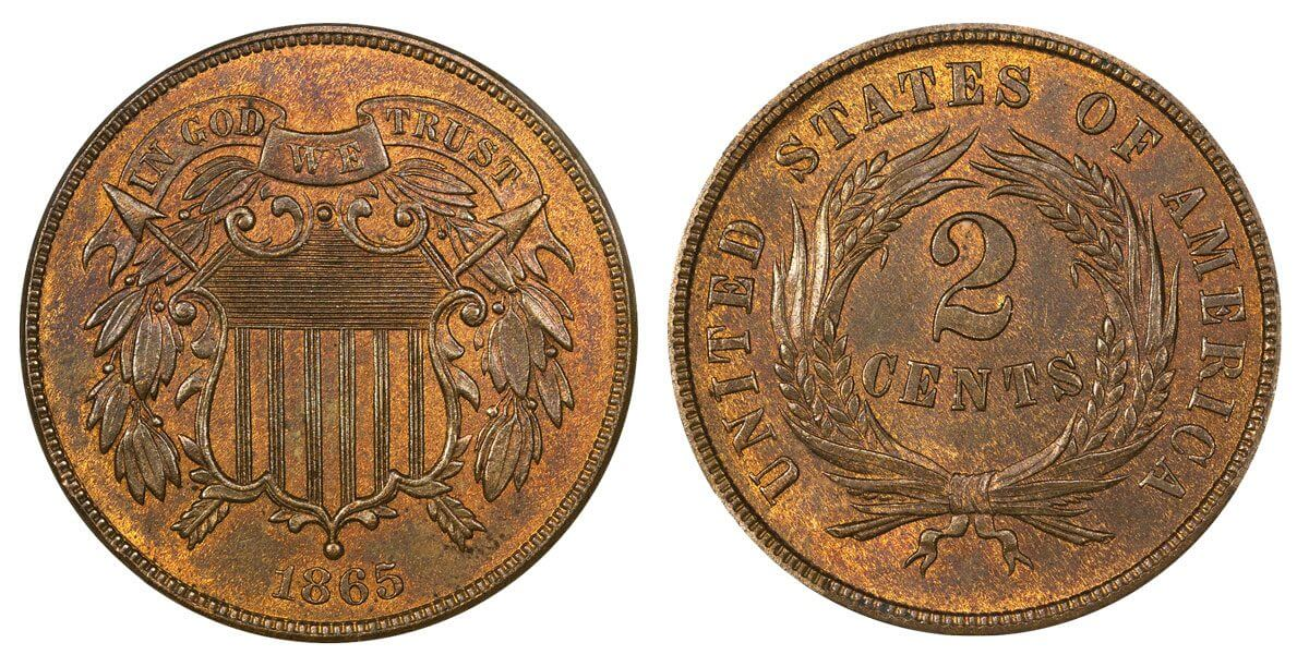 Two-Cent Coin